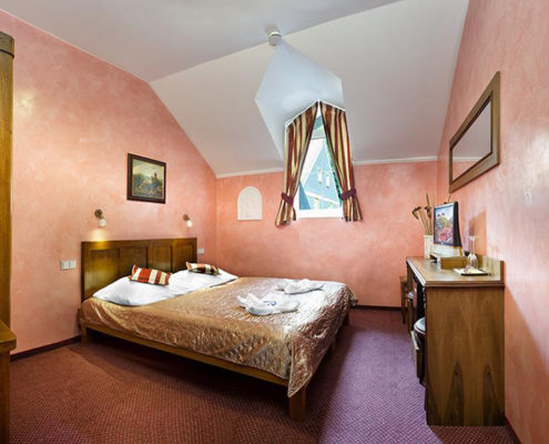 5 пригородных отелей Праги. Отель «Karlštejn»