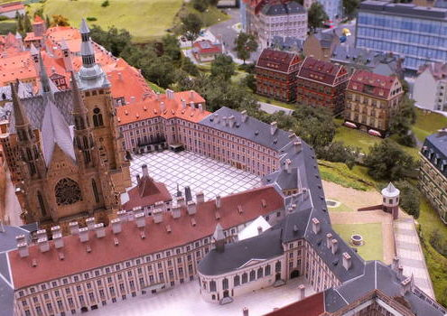Прага для детей. Королевство железных дорог