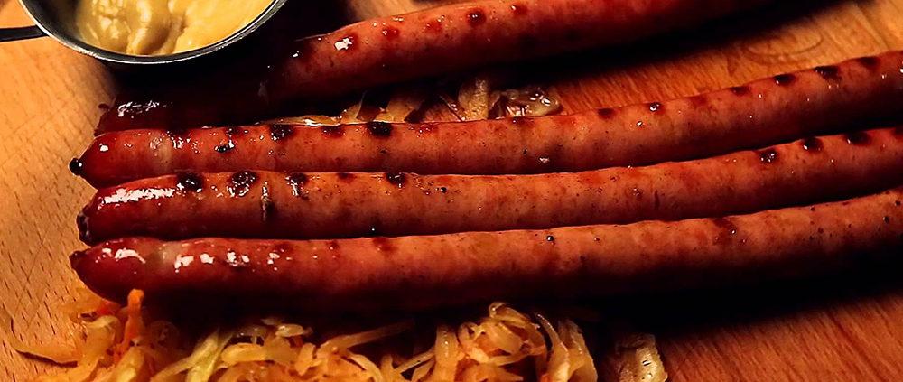 Галопом по Европам. Краковские колбаски