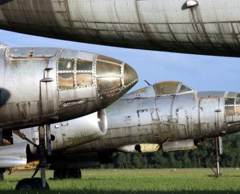 Прага для детей. Музей авиации Кбелы