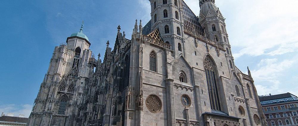Галопом по Европам. Собор Святого Стефана