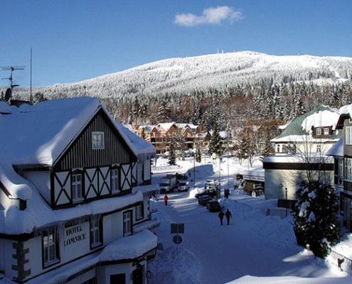 4 лучших горнолыжных курорта Чехии. Крконоше