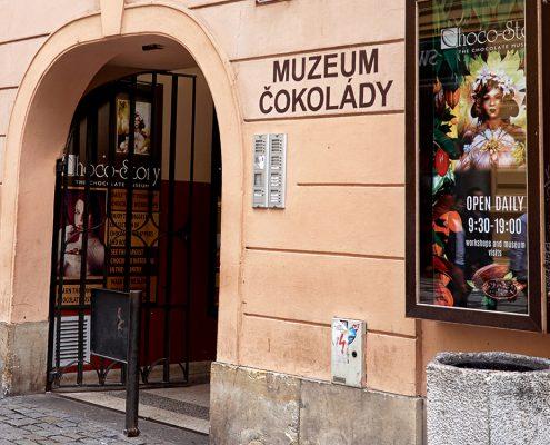 Музей шоколада «Choco-Story»