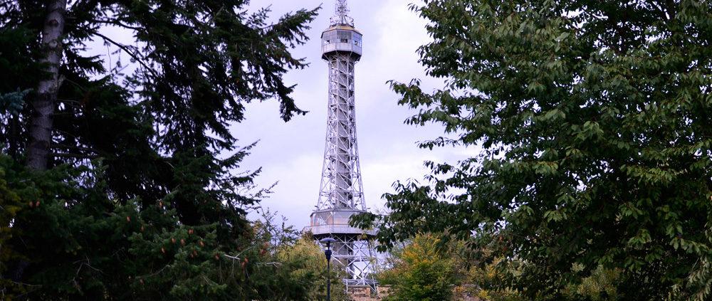 Галопом по Европам. Петршинская башня