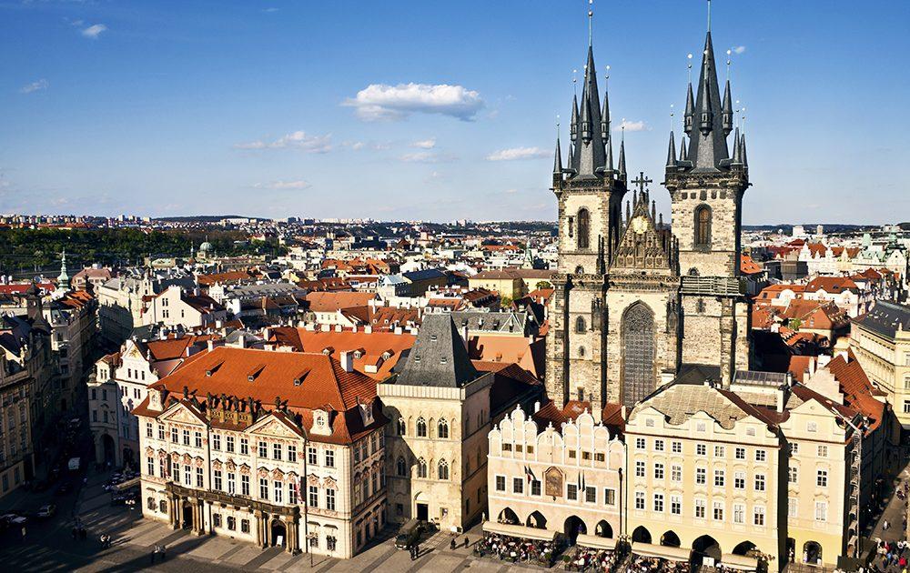 Старе Место, Прага