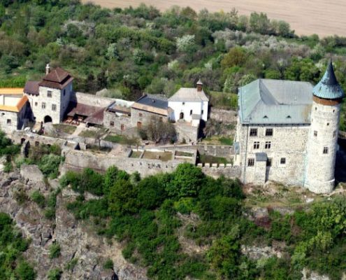 Пиво и пряники. Замок Кунетицка гора