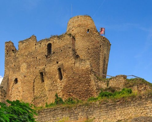 """Замок с привидениями и """"Гранатовый браслет"""". Замок Звиржетице"""