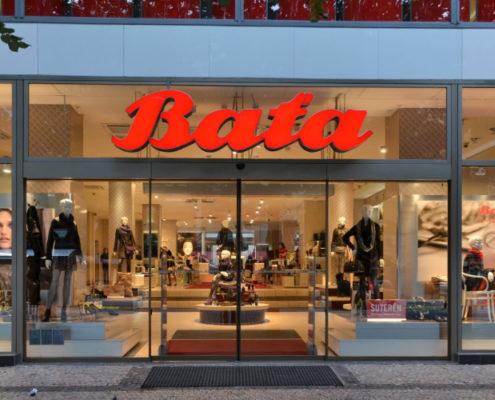 """Шоппинг в Праге. Обувной магазин """"Bata"""""""