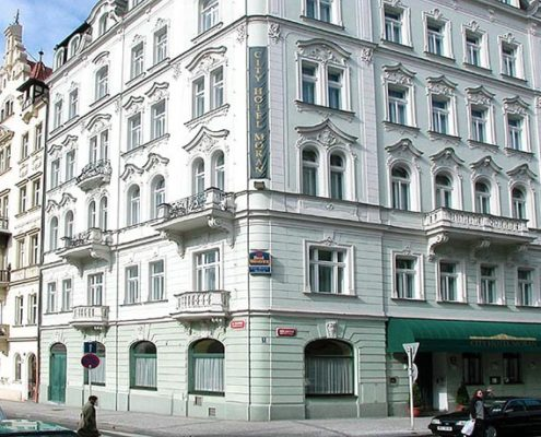 Отели, ботели, хостелы - 13 лучших мест Праги. Отель «Citi Hotel Moran»