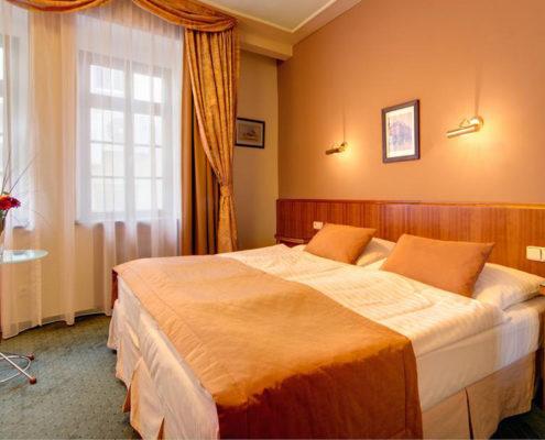 Отели, ботели, хостелы — 13 лучших мест Праги. Отель «Clementin Old Town»