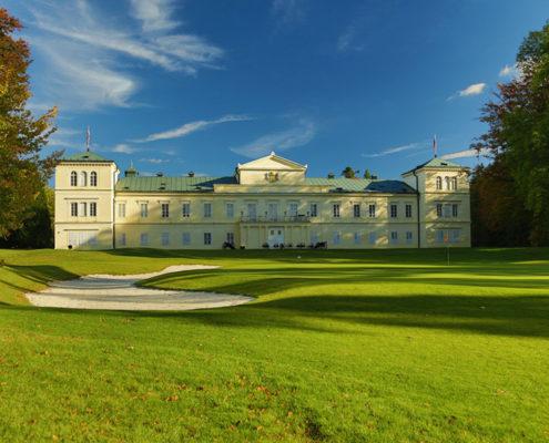 Тур пивной со спа-курортом. Марианске Лазне. Замок Кунжварт