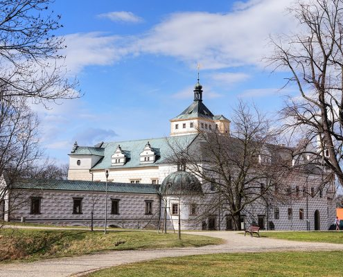 Пардубицкий замок