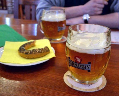 Пиво и пряники. Пивоварня Пернштейн