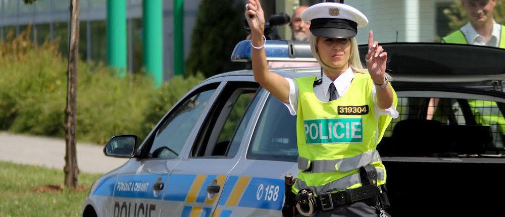 Особенности ПДД, парковки и заправки Праги. Чешская полиция