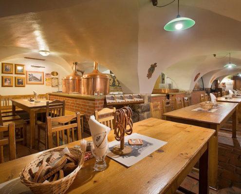 Отели, ботели, хостелы — 13 лучших мест Праги. Отель «U Medvidku-Brewery Hotel»