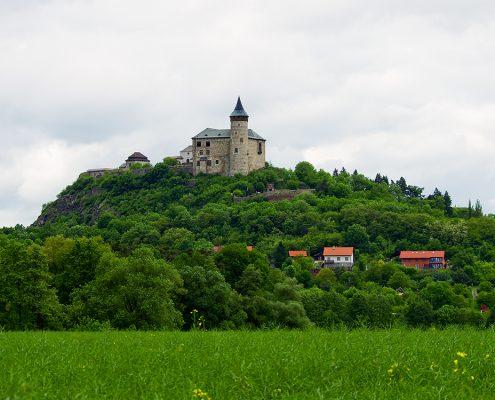 Castle Kuneticka Hora, Czech Republic