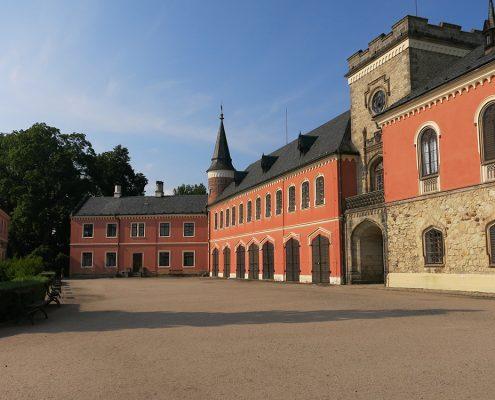 Sychrov Castle, Czech Republic